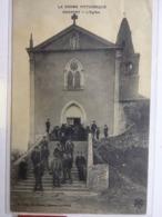 Charpey Artige Eglise Rare - Crest