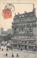 75006-PARIS- BOULEVARD MONTPARNASSE ET RESTAURANT LAVENUE - Distretto: 06