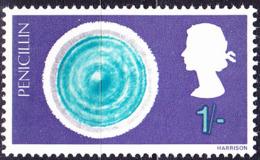 Großbritannien Great Britain Grande-Bretagne - Penechilin (MiNr: 471) 1967 - Postfrisch MNH - 1952-.... (Elizabeth II)