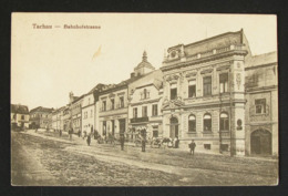 TACHAU TACHOV - Bahnhofstrasse - Tsjechië