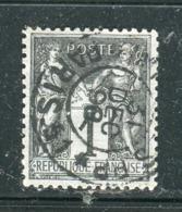 Superbe N° 83 Cachet Des Imprimés De Paris PP 51 - 1876-1898 Sage (Type II)
