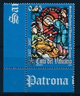 VATIKAN Mi. Nr. 1600 800. Geburtstag Der Hl. Elisabeth Von Thüringen - MNH - Vatikanstadt
