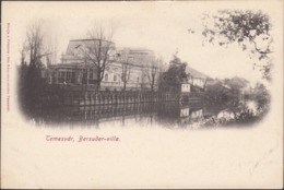 Romania - Timisoara, Vila Czernitzki - Bersuder (str. Andrei Șaguna), Casa Pictorului Ludwig Von BERSUDER. - Rumänien