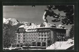 AK Wengen, Hotel Regina - BE Berne