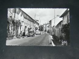 LIGNIERES  SONNEVILLE   / ARDT  JARNAC   1960  / VUE  RUE  D ORCHIAC  ..  EDITEUR - France