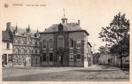Chièvres - Hôtel De Ville (1784) - Chièvres