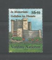 United Nations V. 1999 In Memoriam Y.T. 315 ** - Ongebruikt