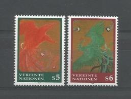 United Nations V. 1997 Definitives Phoenix Y.T. 240/241 ** - Ungebraucht