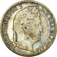 Monnaie, France, Louis-Philippe, 1/2 Franc, 1831, Paris, TB, Argent - Frankreich