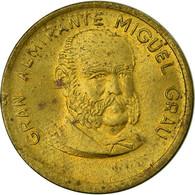 Monnaie, Pérou, 50 Centimos, 1986, Lima, TTB, Laiton, KM:295 - Pérou
