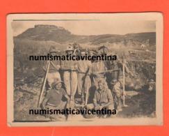 Alpini AOI Abissinia ? Amba Alagi ? Gruppo Campo Di  Lavoro Tende - War, Military
