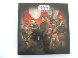 Album Star Wars Complet Avec Ses 54 Cartes Et Le Jeu Le Reveil De La Force Situé à La Fin - Other