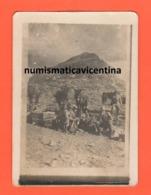 Alpini AOI Abissinia ? Amba Alagi ? Alpini Con I Muli - War, Military