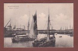 Belgique - BLANKENBERGHE - Bateaux De Pêche - Blankenberge