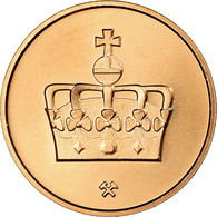 Monnaie, Norvège, Harald V, 50 Öre, 2008, FDC, Bronze, KM:460 - Noruega
