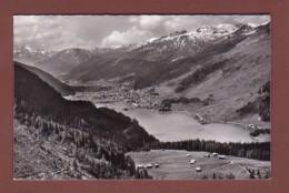 Graubünden - DAVOS Und Davosersee Gegen Altein - GR Graubünden