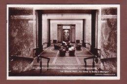 Paquebot NORMANDIE - Le Grand Hall - Paquebots