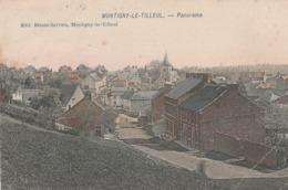 Montigny-Le-Tilleul. Panorama. Scan - Montigny-le-Tilleul