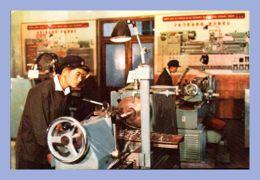 CPM - Palais Des Etudiants Et Des Pionniers - Pyongyang (Corée Du Nord) - Les Pionniers Consolident Leur Acquis Au Labor - Corée Du Nord