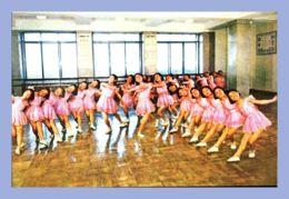CPM - Palais Des Etudiants Et Des Pionniers - Pyongyang (Corée Du Nord) - Les Petites Gymnastes Perfectionnent Leur Tech - Corée Du Nord