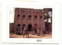 MALI - AK 361683 Mopti - Architecture Bozo - Malí
