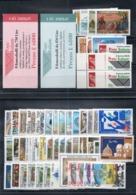 Italia 1995 - Annata 1995 Completa  Sottofacciale MNH ** Leggere Descrizione - Annate Complete