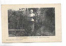 SAINT-DENIS ( Réunion ) - Le Jardin Colonial - Buste De Pierre Poivre - Saint Denis