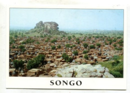 MALI - AK 361691 Songo - Village Dogon - Malí