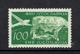 YUGOSLAVIA...airmail...1951...MNH - Airmail