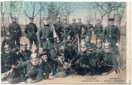 Infanterie - Armée Allemande    (117221) - Regimenten