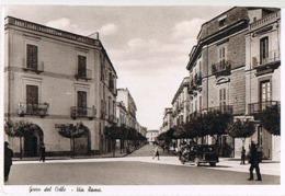 GIOIA DEL COLLE - VIA ROMA - 1938 - Bari
