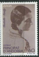 Andorre Espagnol ** N° 238 - Femme Célèbre - Europa 96 - Europa-CEPT