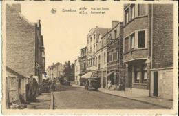Breedene S/ Mer -- Rue Des Dunes.  (2 Scans) - Bredene