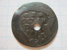 Zeelandia 1 Duit 1781 - [ 1] …-1795 : Former Period