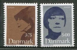 Danemark ** N° 1118/19 - Femme Célèbre - Europa 96 - Europa-CEPT