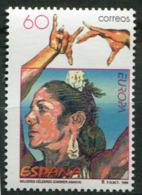 Espagne ** N° 3001 - Femme Célèbre -  Europa 96 - Europa-CEPT