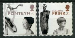 Gde Bretagne ** N° 1908/09 - Femme Célèbre - Europa 96 - Europa-CEPT