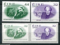 Irlande** N° 943 à 946 - Femme Célèbre - Europa 96 - Europa-CEPT