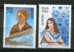 Italie ** N° 2165/66- Femme Célèbre - Europa 96 - Europa-CEPT