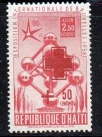 APR29667- HAITI 1958 , Posta Aerea Serie Yvert N. 128  ***  MNH  (2380A)  Croce Rossa - Haiti