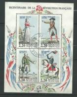 FRANCE: Obl., BF N°10, TB - Sheetlets