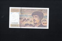 20 Francs DEBUSSY:Rare Billet W.054,de 1997,état NEUF - 1962-1997 ''Francs''