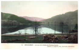 88 GERARDMER - Le Lac Et La Vallée De Ramberchamp - Gerardmer