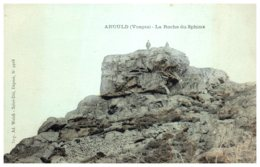 88 ANOULD - La Roche Du Sphinx - Anould