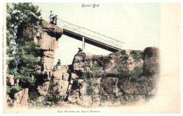 88 SAINT DIE - Aux Roches De Saint-Martin - Saint Die