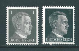 MiNr. 781 A+b ** Viererblock  (0164) - Duitsland