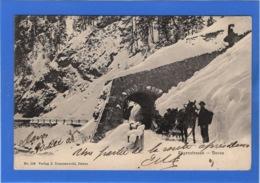 SUISSE - Zügenstrasse DAVOS (voir Descriptif) - GR Grisons