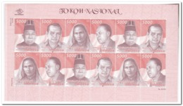 Indonesië 2018, Postfris MNH, Persons - Indonésie