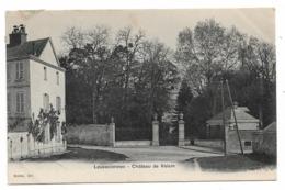 Cpa Pionnière 78 Louveciennes - Château De Voisin - Louveciennes