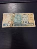 BRESIL  100000 Cem Mil Cruzeiros  En L état Sur Les Photos - Brasilien